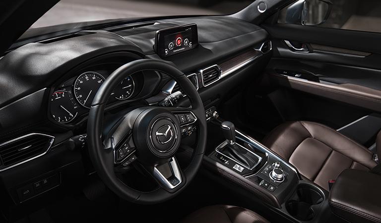 2020 CX-5 signature interior