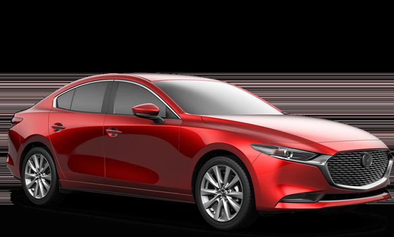 New Mazda3 near Atlanta