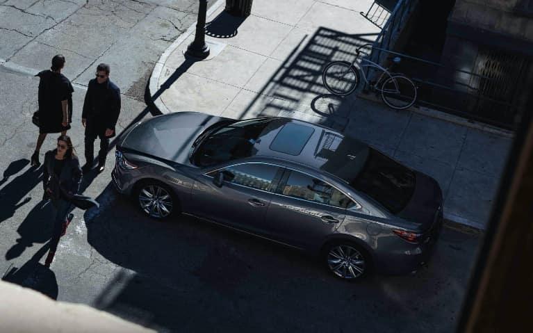 Mazda6 Safety