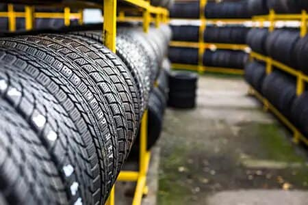 Winter Tire Storage