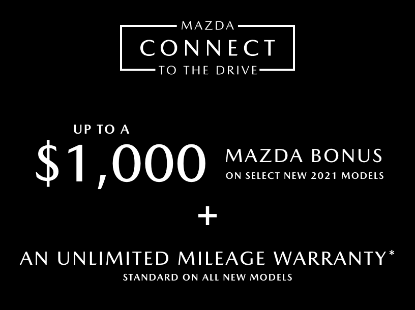 Mazda Connect To The Drive
