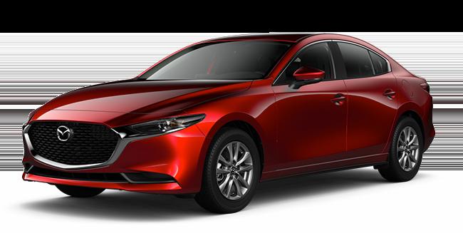 6-Speed Automatic Transmission 2021 Mazda3 GX