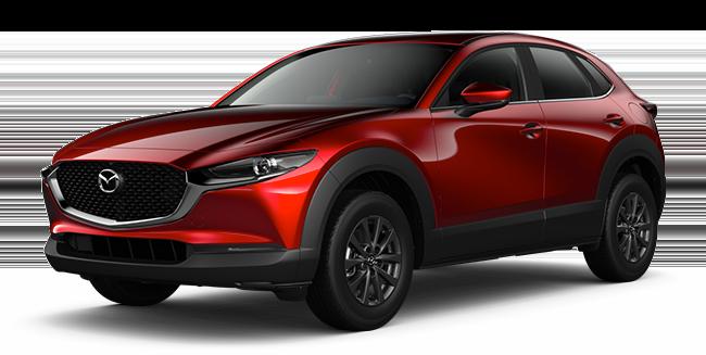 6-Speed Automatic Transmission 2021 Mazda CX-30 GX