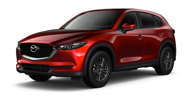 6-Speed Automatic Transmission 2021 Mazda CX-5 GX