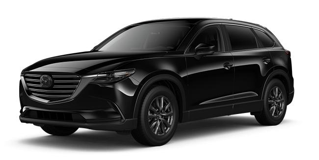 All-Wheel Drive 2021 Mazda CX-9 GS
