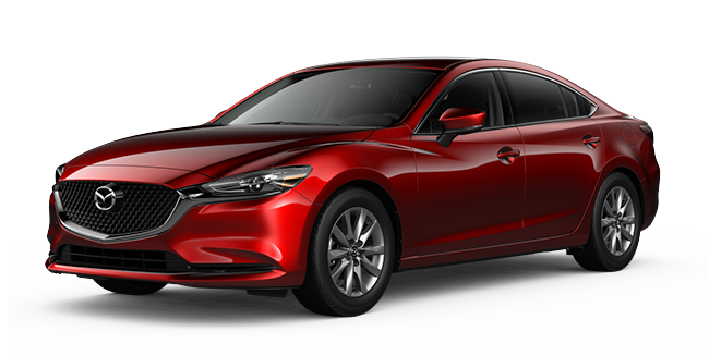 2021 6-Speed Automatic Transmission Mazda6 GS