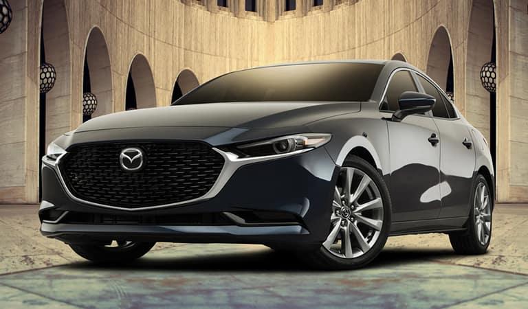 New 2019 Mazda3 Sedan Miami Florida