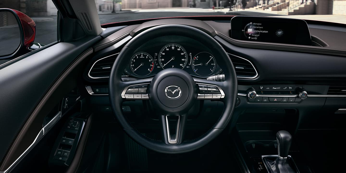 mazda cx-30 interior north miami