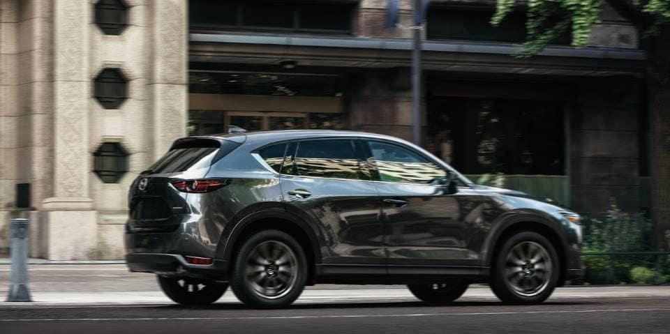 Mazda CX-5 SUV Performance Near Hollywood