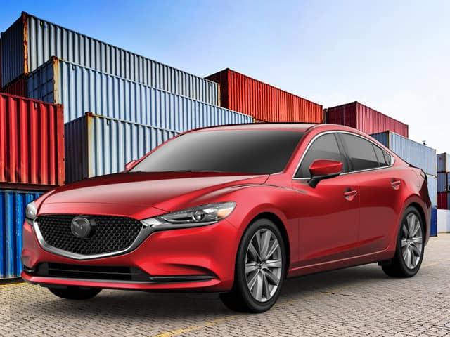 New 2020 Mazda6
