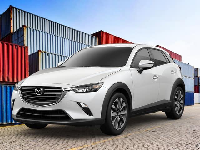 New 2020 Mazda CX-3