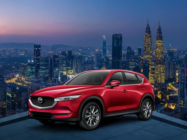 New 2021 Mazda CX-5 Sport