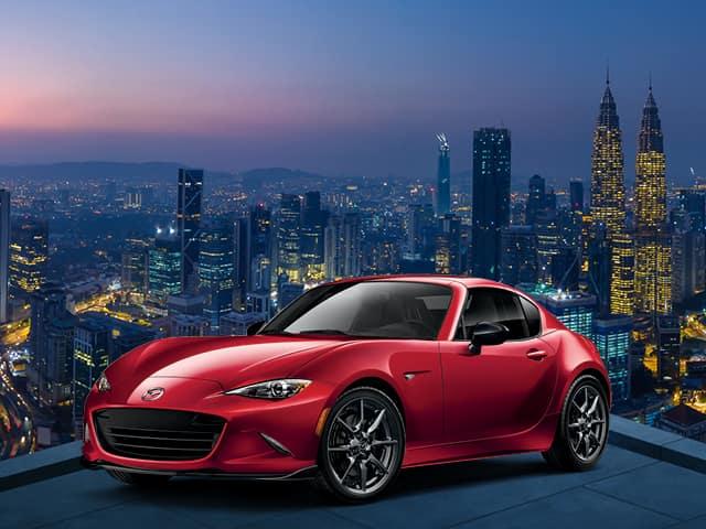 New 2021 Mazda MX-5 Miata