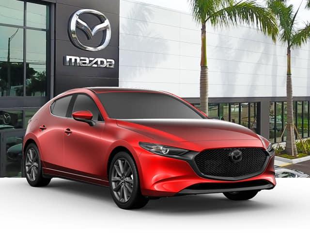New 2021 Mazda3 Hatchback