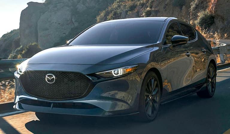 New 2021 Mazda3 Miami FL