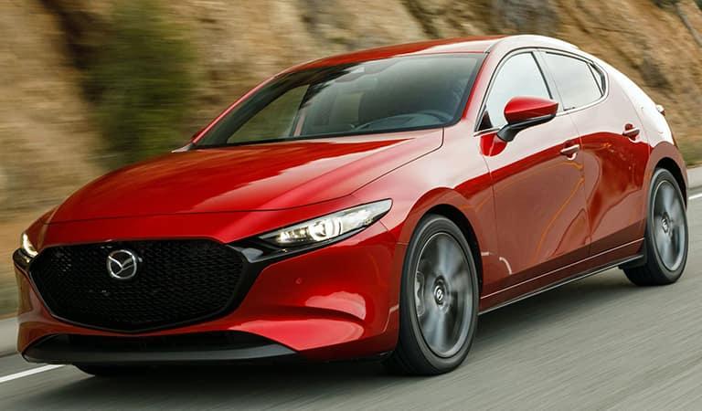 New 2021 Mazda3 Miami Florida