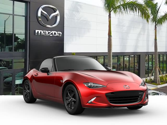 New 2021 Mazda MX-5 Miata Sport