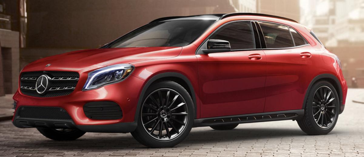 Mercedes-Benz GLA SUV