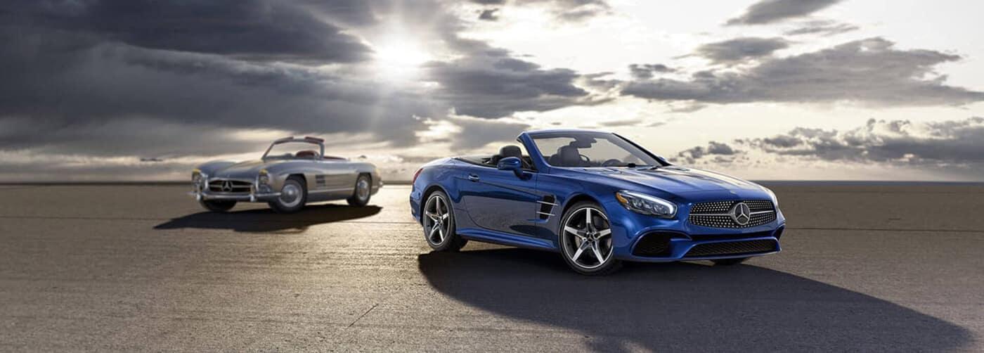 2020 Mercedes-Benz SL 550 Roadsters