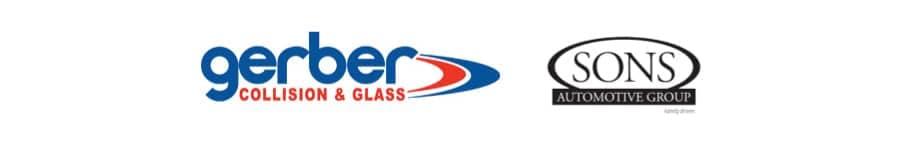 Gerber Collision Logos