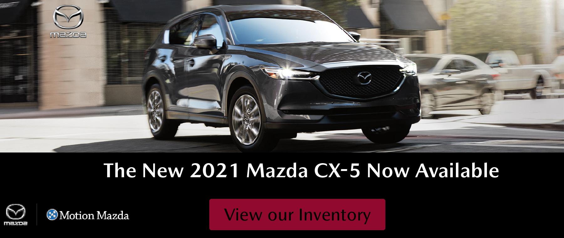 Motion Mazda CX-5