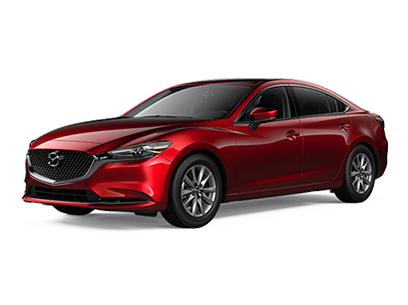 2020 6-Speed Automatic Transmission Mazda6 GS