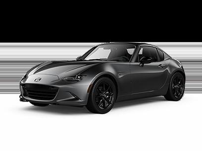 6-Speed Manual Transmission 2019 Mazda MX-5 RF GS-P