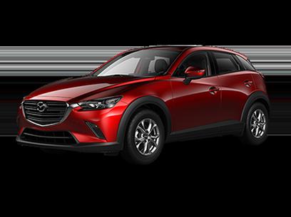 6-Speed Automatic Transmission 2020 Mazda CX-3 GX