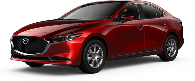 6-Speed Automatic Transmission 2020 Mazda3 GX with Convenience Package