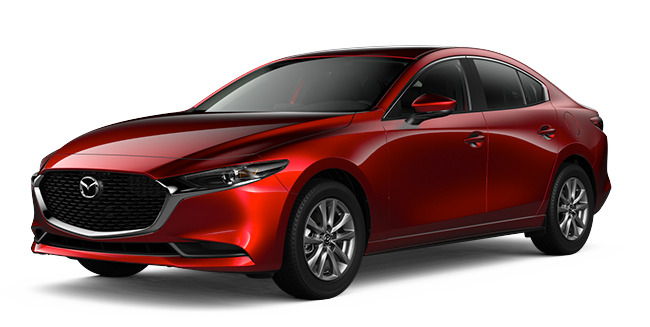 6-Speed Automatic Transmission 2021 Mazda3 GX