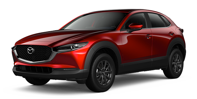 6-Speed Automatic Transmission 2021 Mazda CX-30 GX
