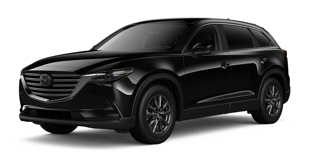 All-Wheel Drive 2021 Mazda CX-9 GS