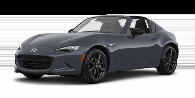 2021 Mazda MX-5 RF GS-P