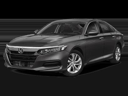 New 2019 Honda Accord LX CVT