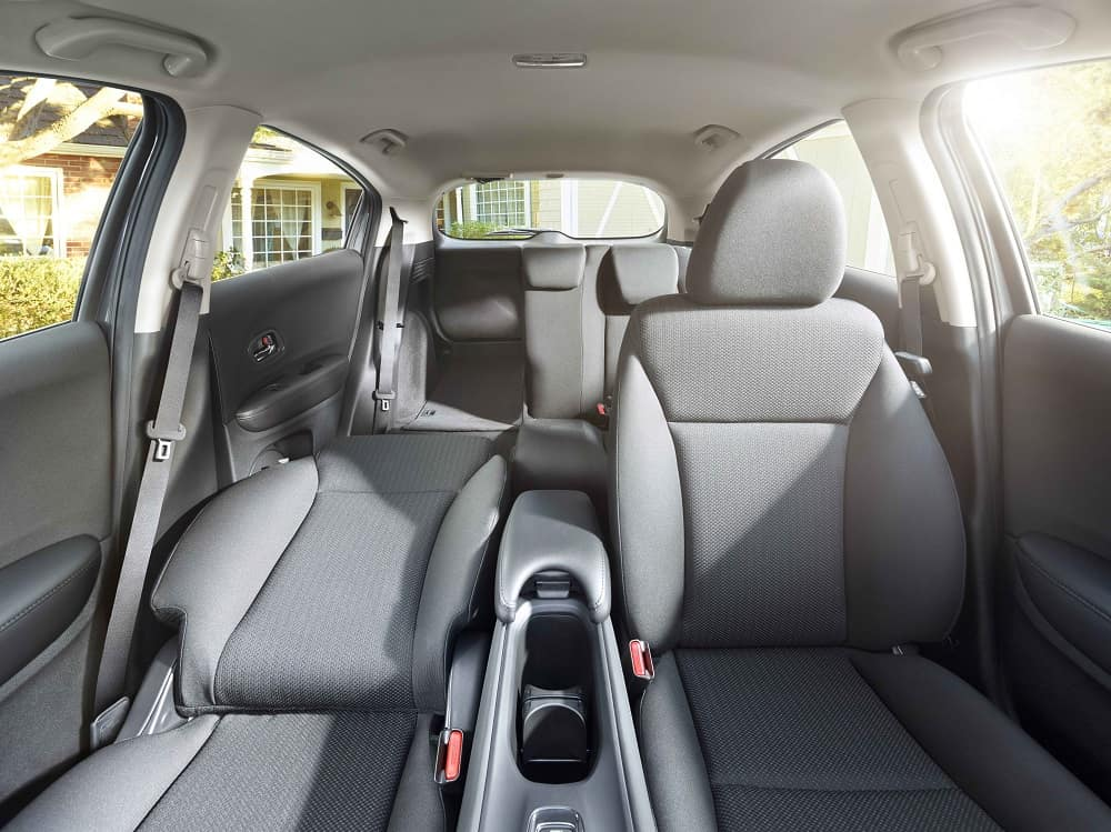 Used HR-V Interior
