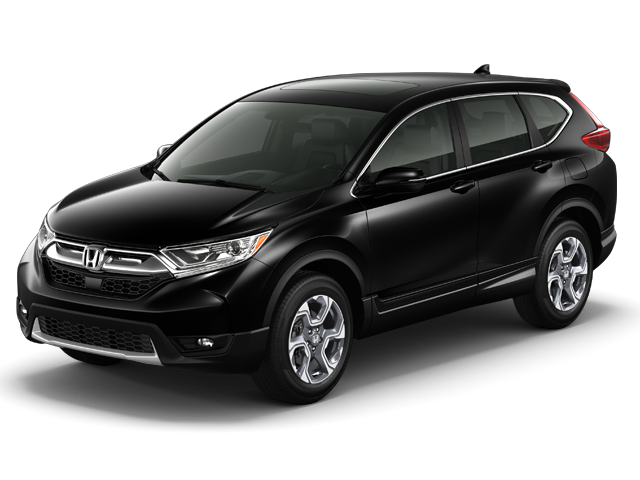 New 2019 Honda CR-V EX 2WD Auto