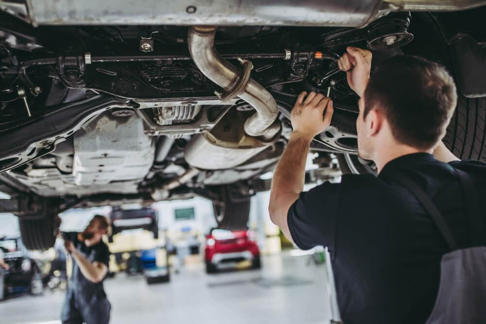 Certified Honda Technician