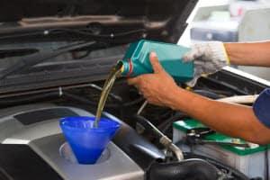 Oil Change near Escondido CA