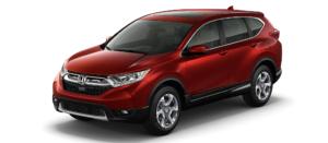 2019 Honda CR-V Molten Lava