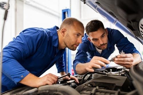 Honda Technicians