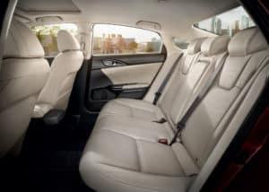Honda Insight Interior