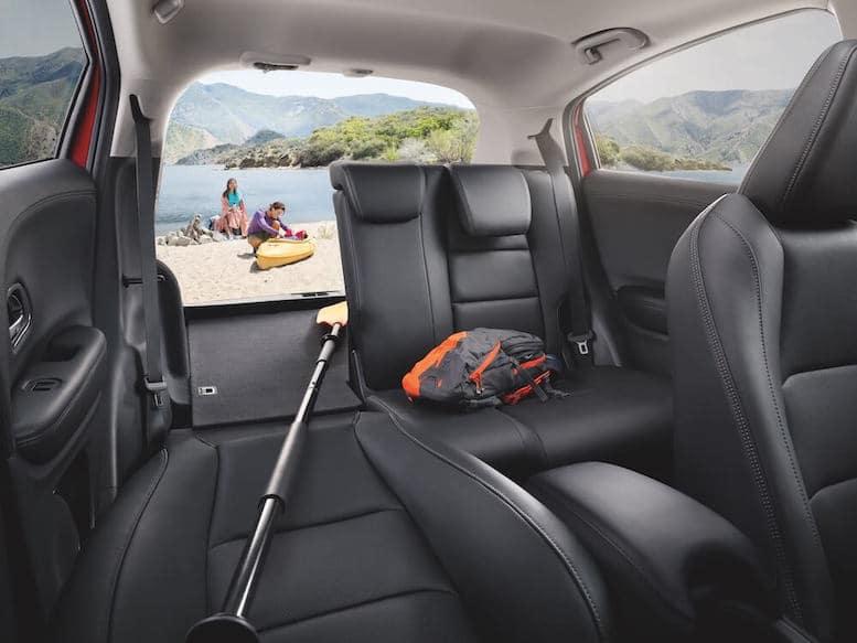 Honda HR-V Back Interior
