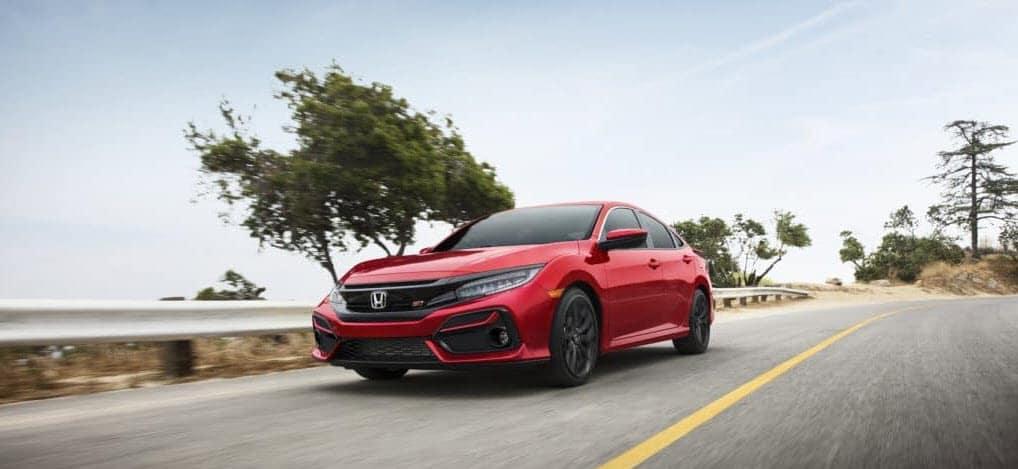 2020 Honda Civic Si Vista CA