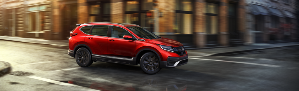 Honda CR-V Active Safety Features