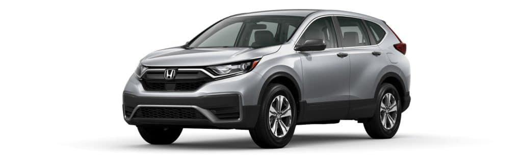 2020 Honda CR-V LX Lunar Silver Metallic