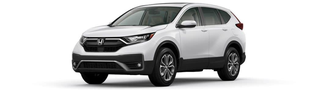 2020 Honda EX-L Platinum White Pearl
