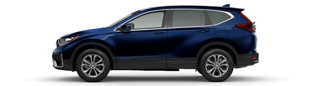 2020 Honda CR-V EX Obsidian Blue Pearl