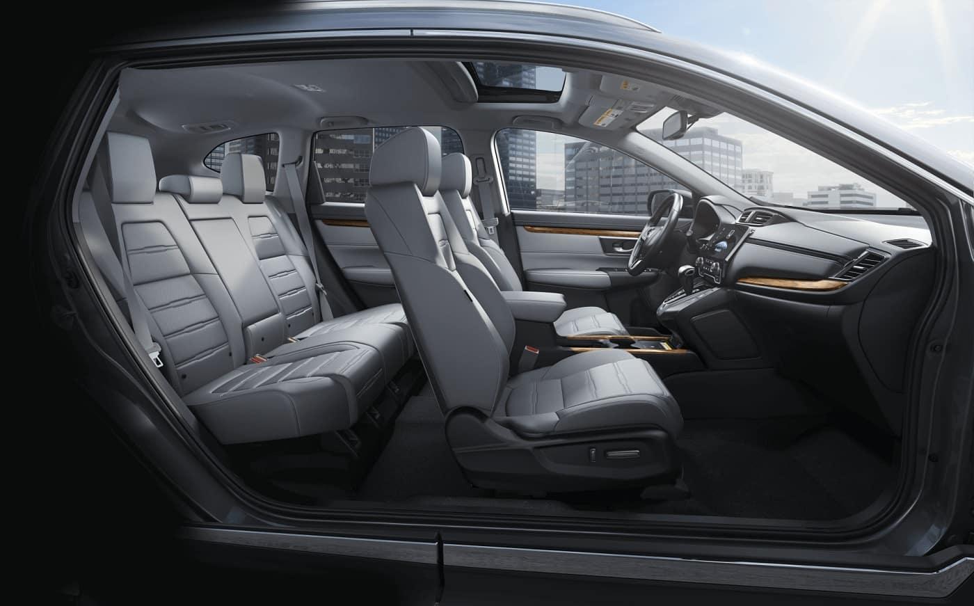 2020 Honda CR-V Interior Cabin