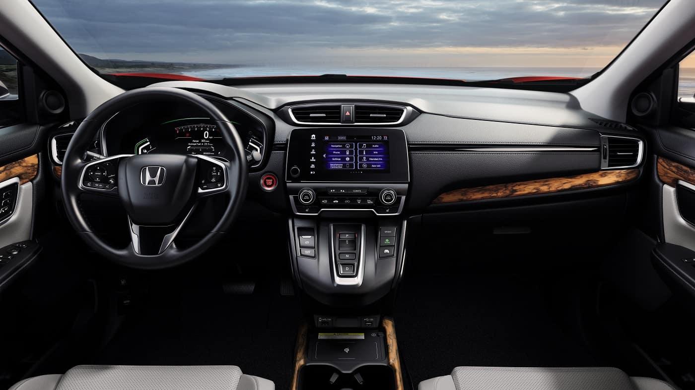 2020 Honda CR-V Hybrid Interior Cabin