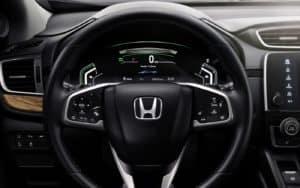 2020 Honda CR-V Hybrid Safety